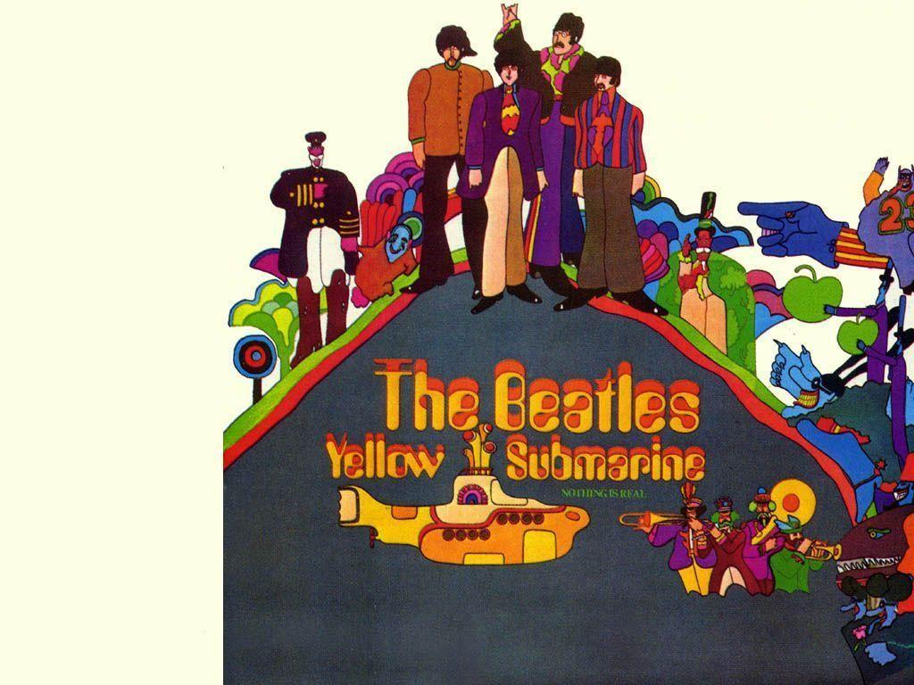 Full HD Wallpapers » Search Results » Beatles Yellow Submarine