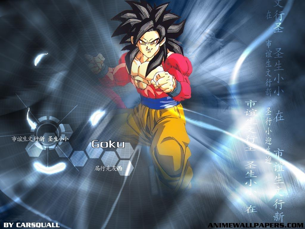 Dragon Ball Gt Goku 107 Hd Wallpapers in Cartoons
