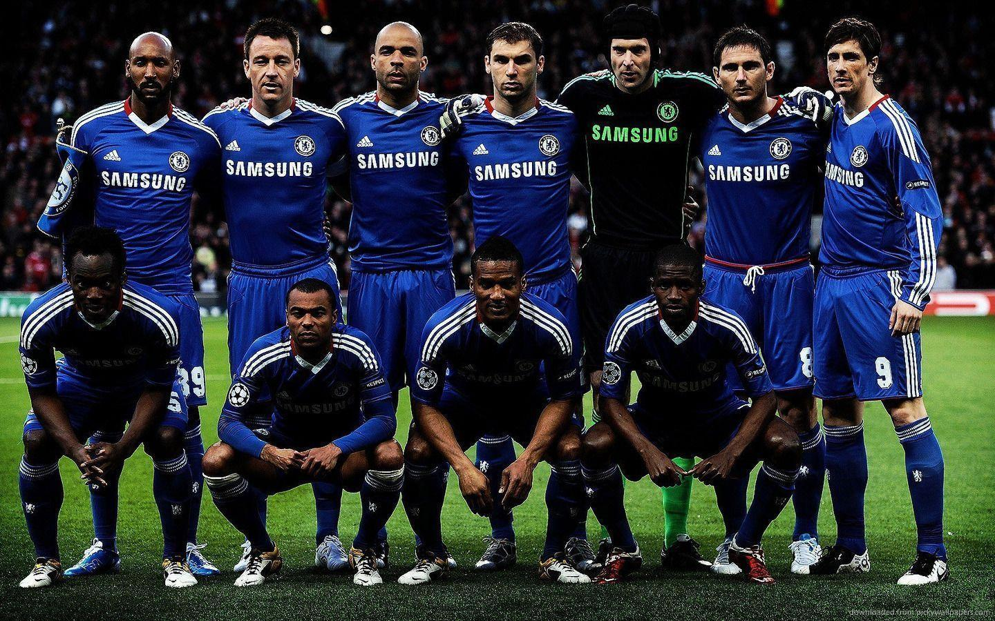 Chelsea Squad 2015 Wallpapers