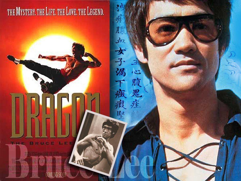 Bruce Lee Wallpaper | LuSpot