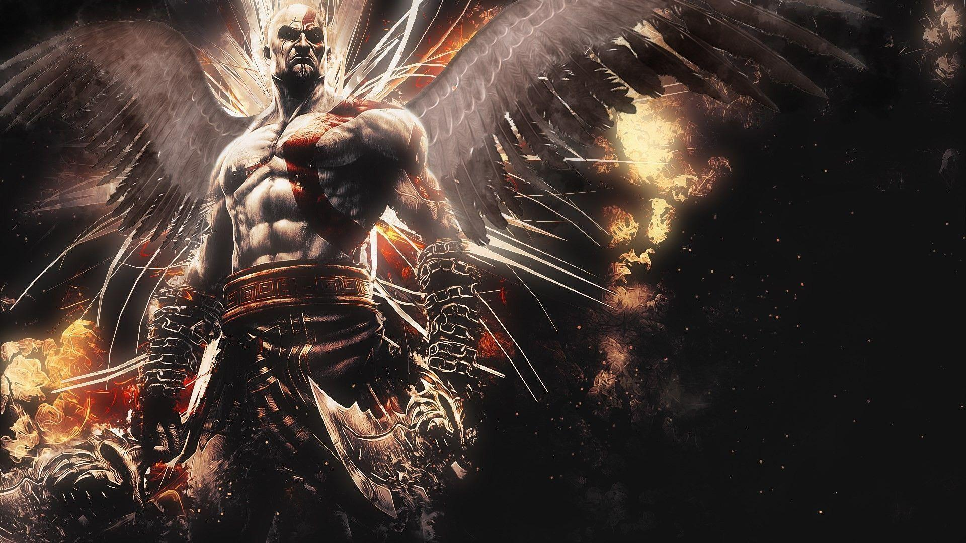 kratos wallpapers hd wallpaper cave