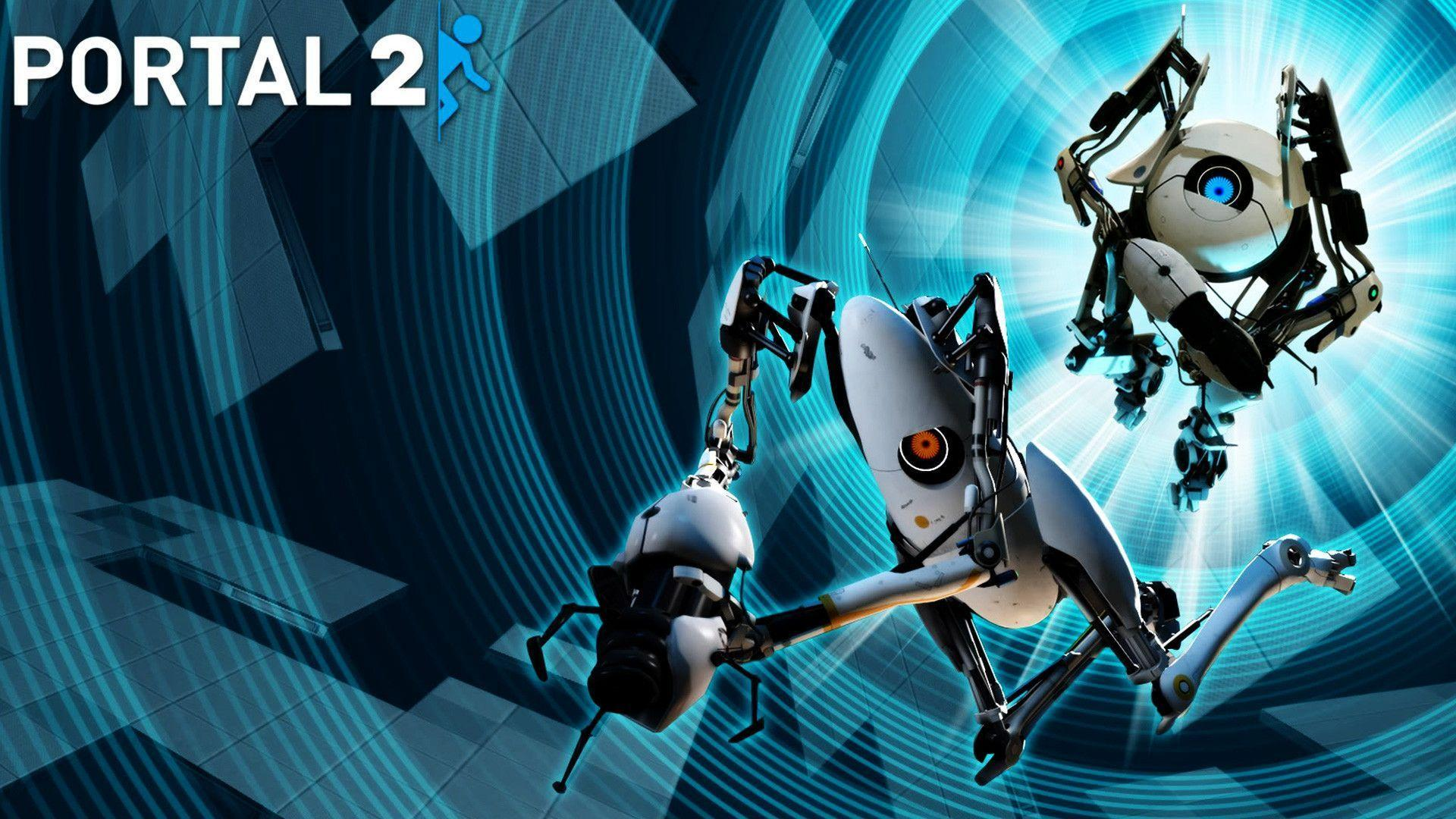 Portal 2 wallpapers 11