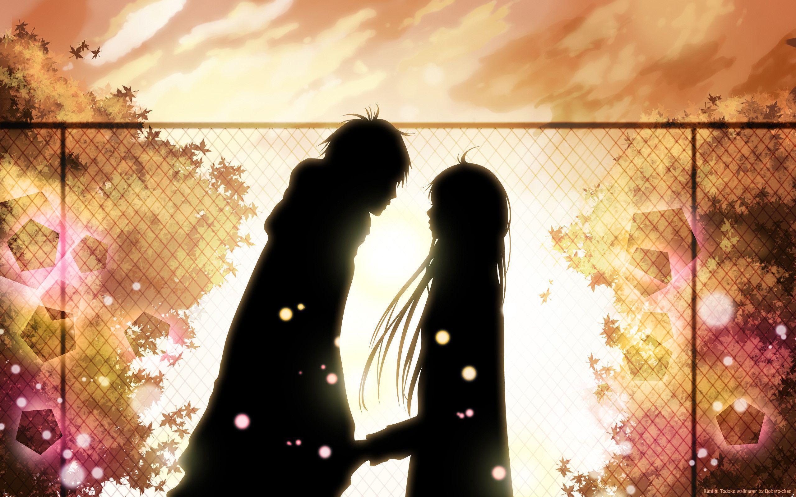 romantic anime wallpaper - photo #21
