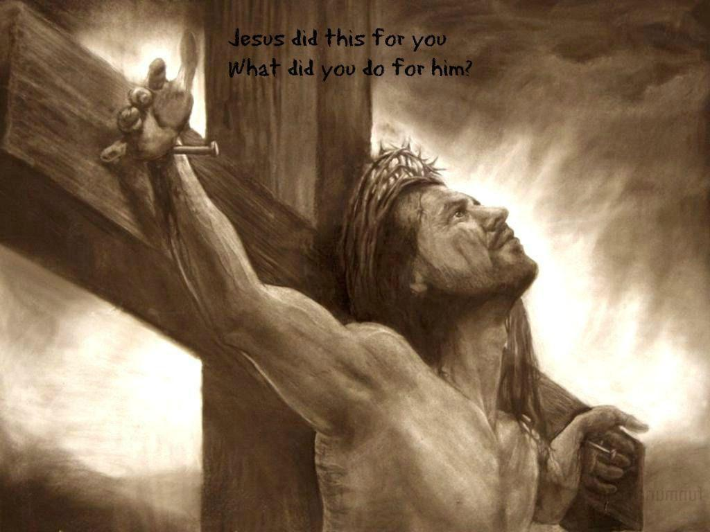 jesus crucifixion wallpapers 120 . jpg : Desktop and mobile