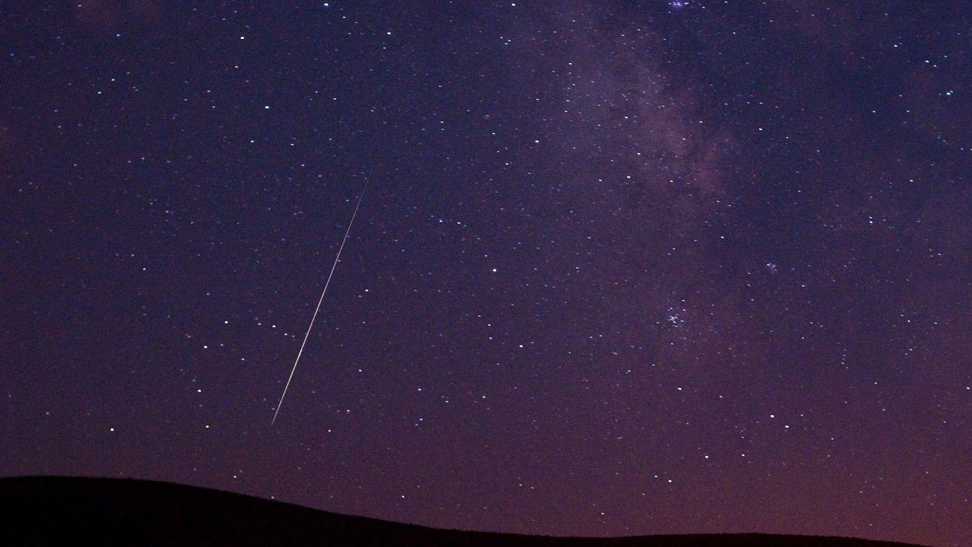 Meteor Shower Wallpapers Wallpaper Cave