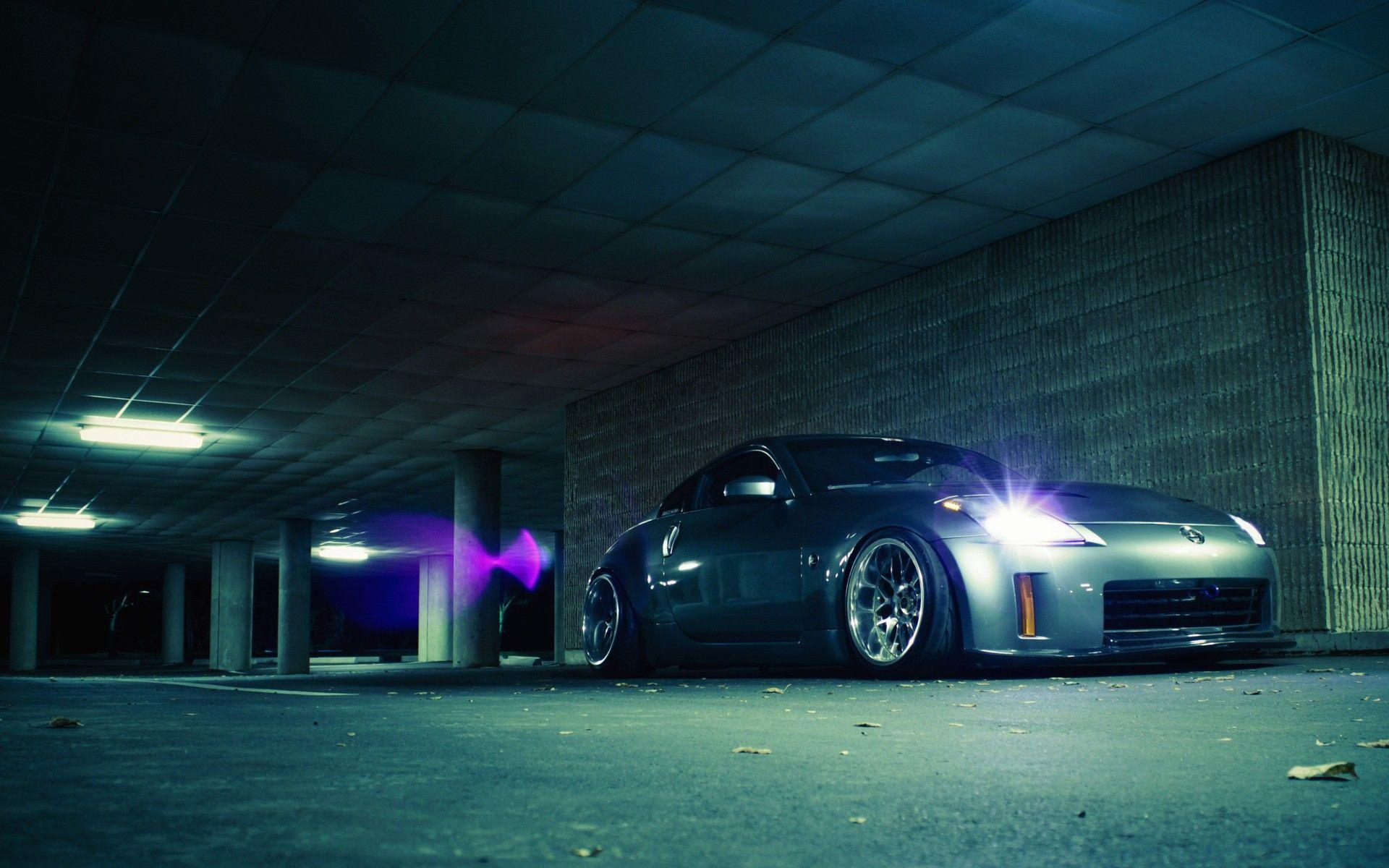 stanced nissan 350z wallpaper - photo #13