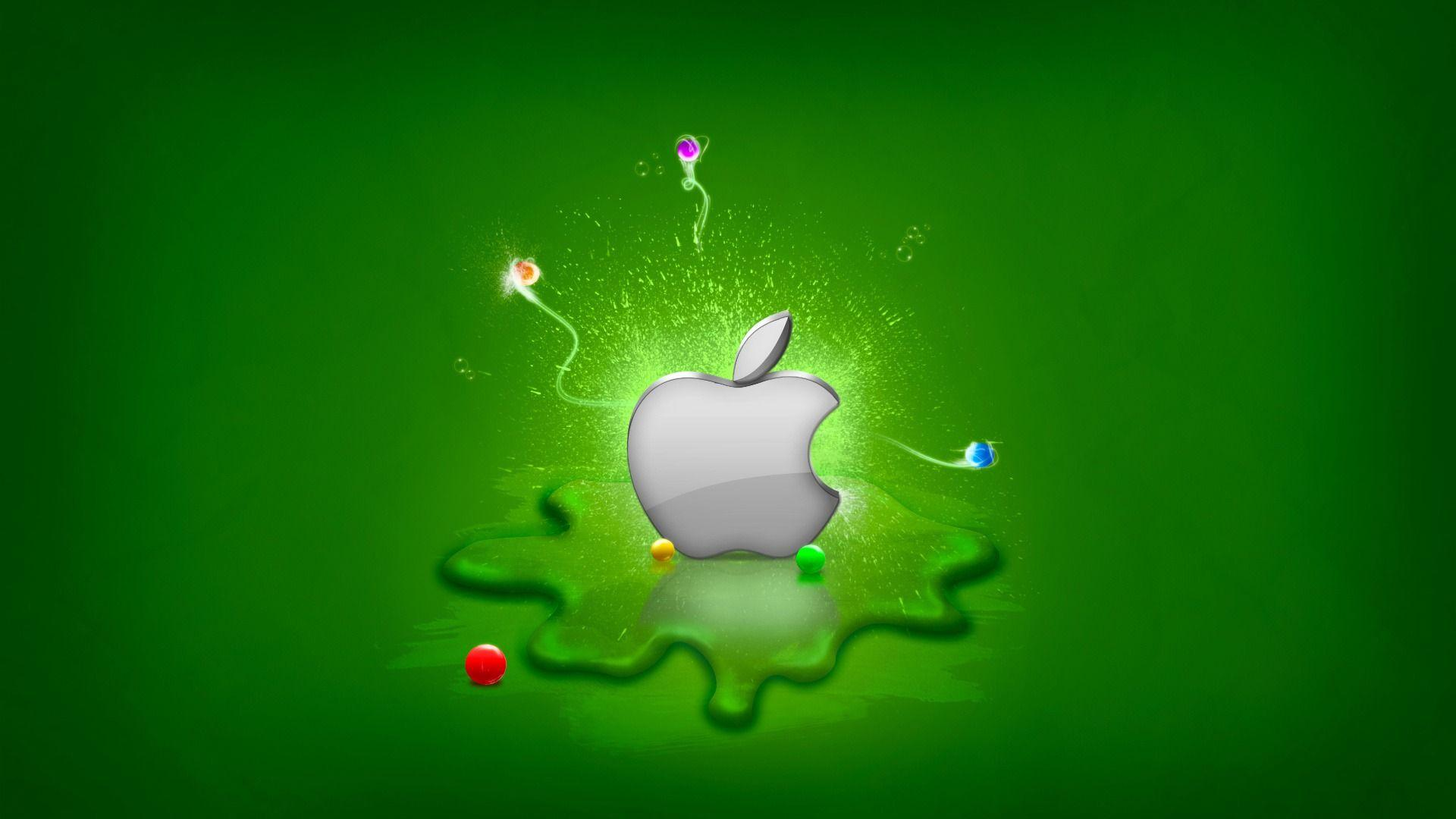 Apple 3D Wallpapers - Wallpaper Cave