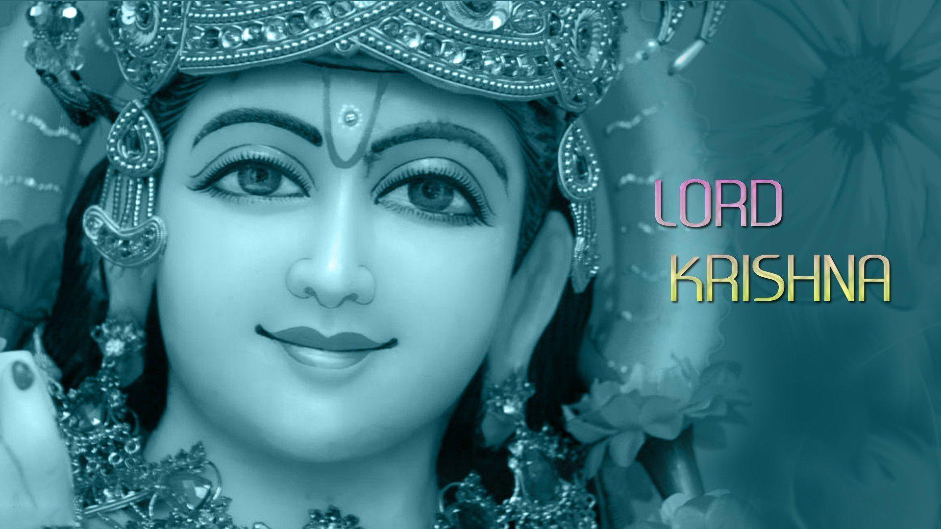 Lord Krishna wallpaper - 1225899