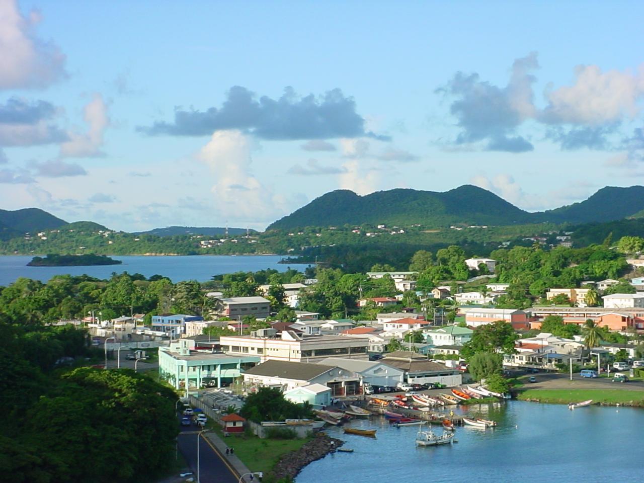 caribbean island postcard wallpaper - photo #24