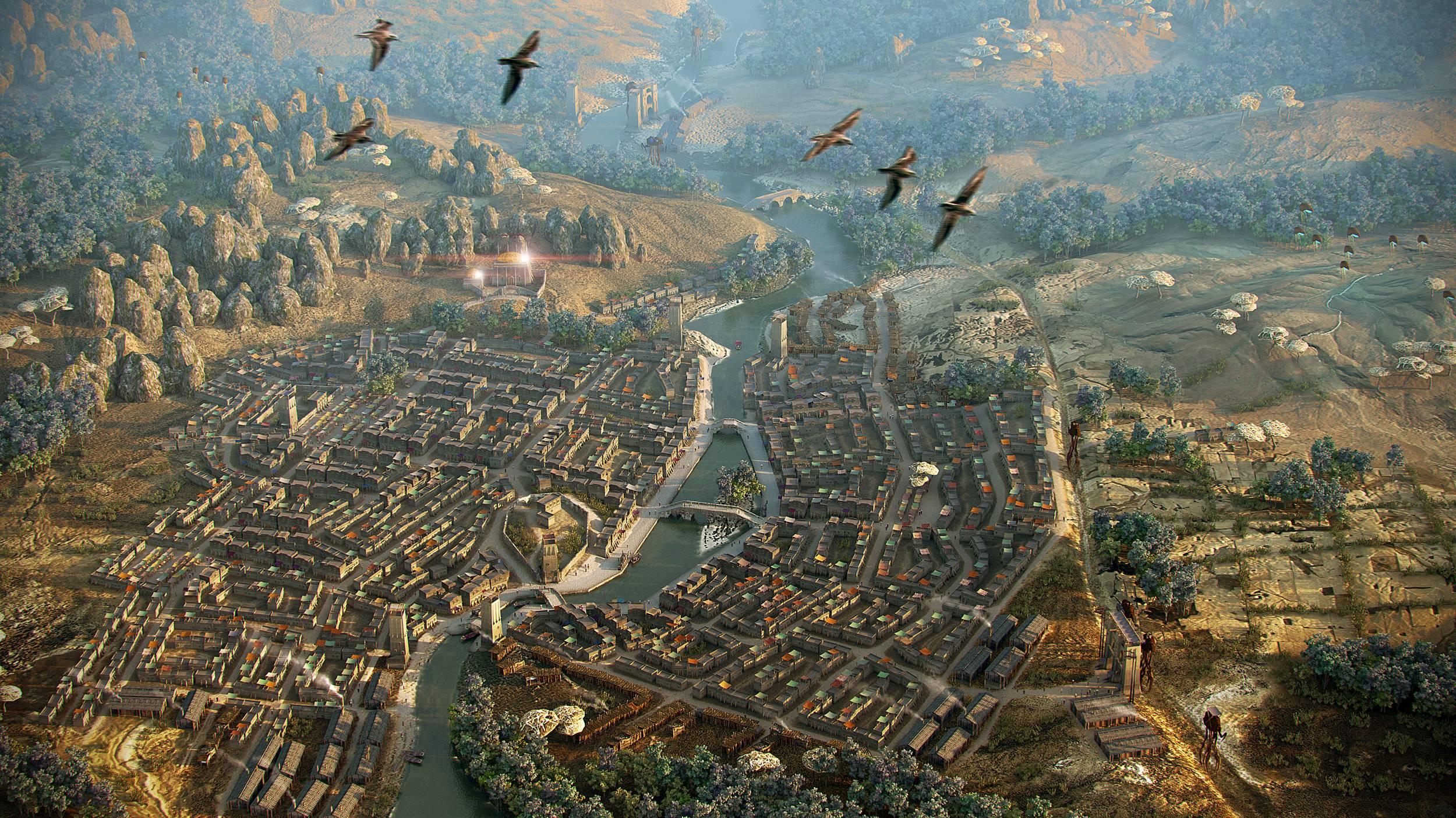The Elder Scrolls III Morrowind Wallpaper 1