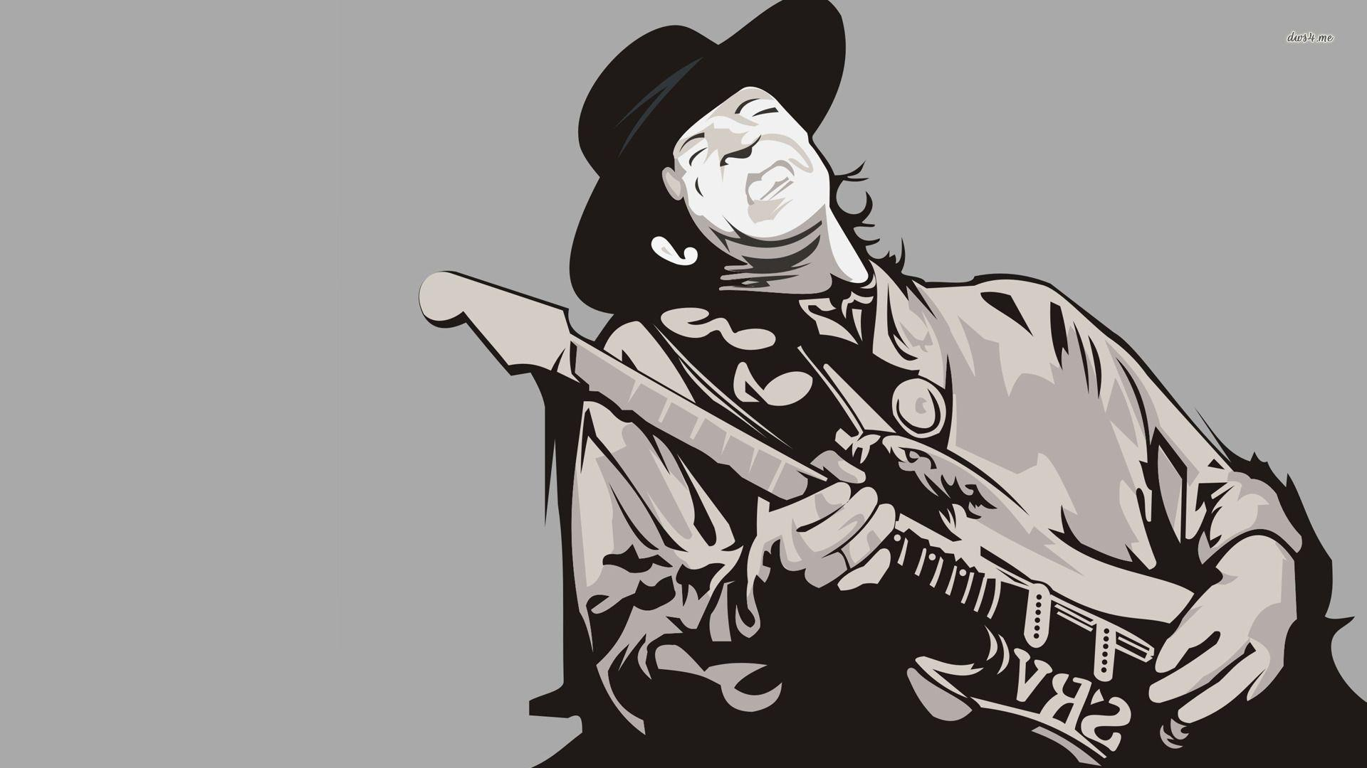 Stevie Ray Vaughan wallpapers