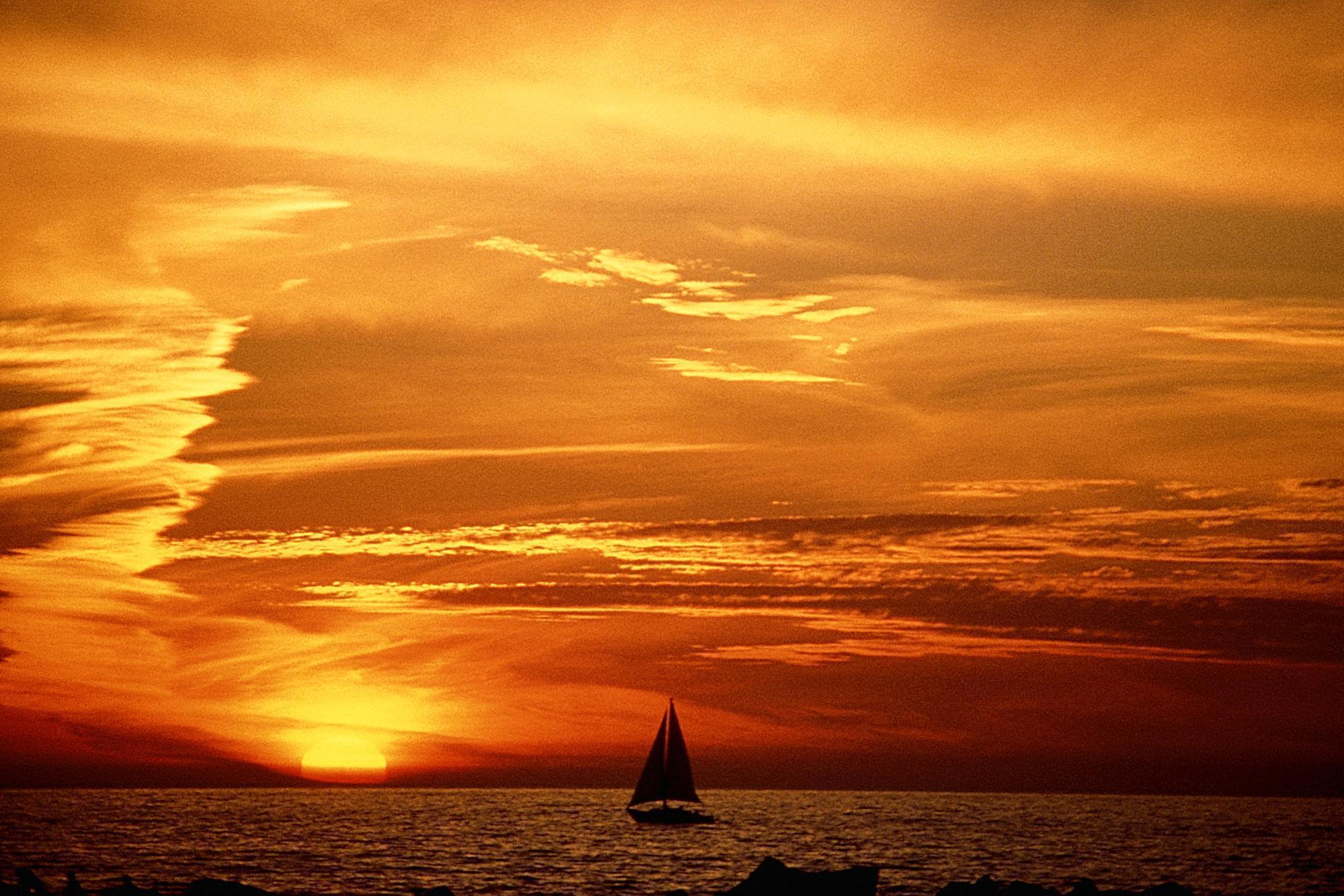 Sunset - Sunsets & Nature Background Wallpapers on Desktop Nexus ...
