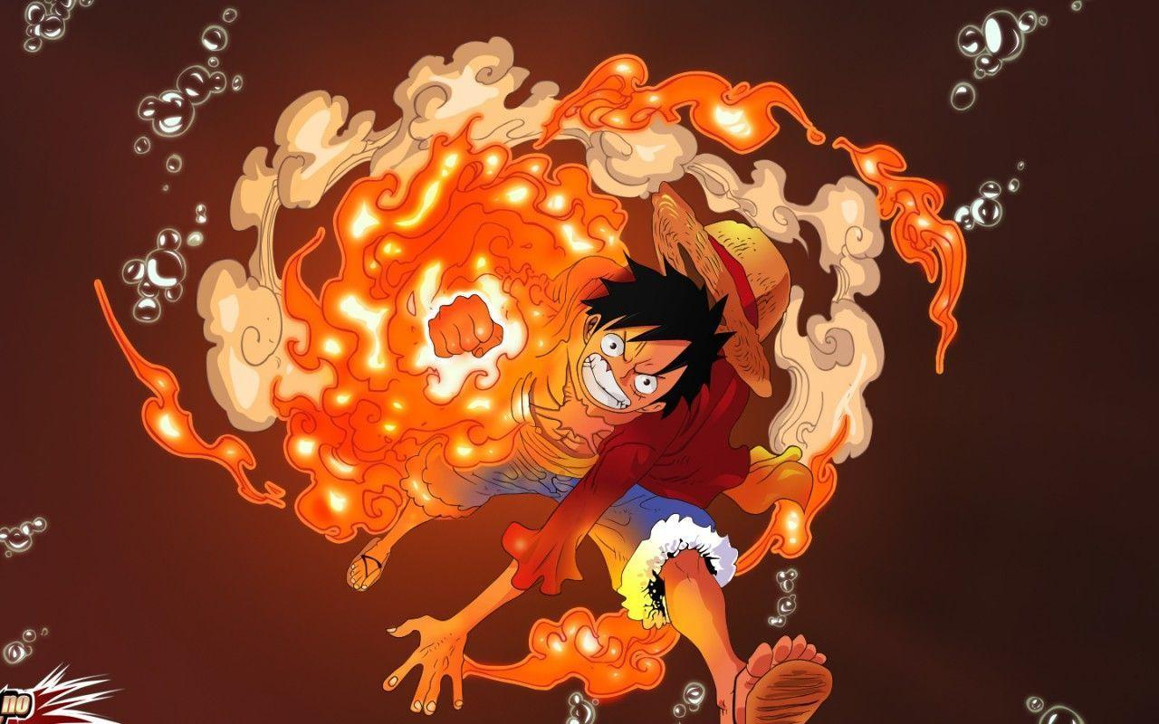 Monkey D Luffy Wallpapers Hd : One Piece Crew Monkey D Luffy