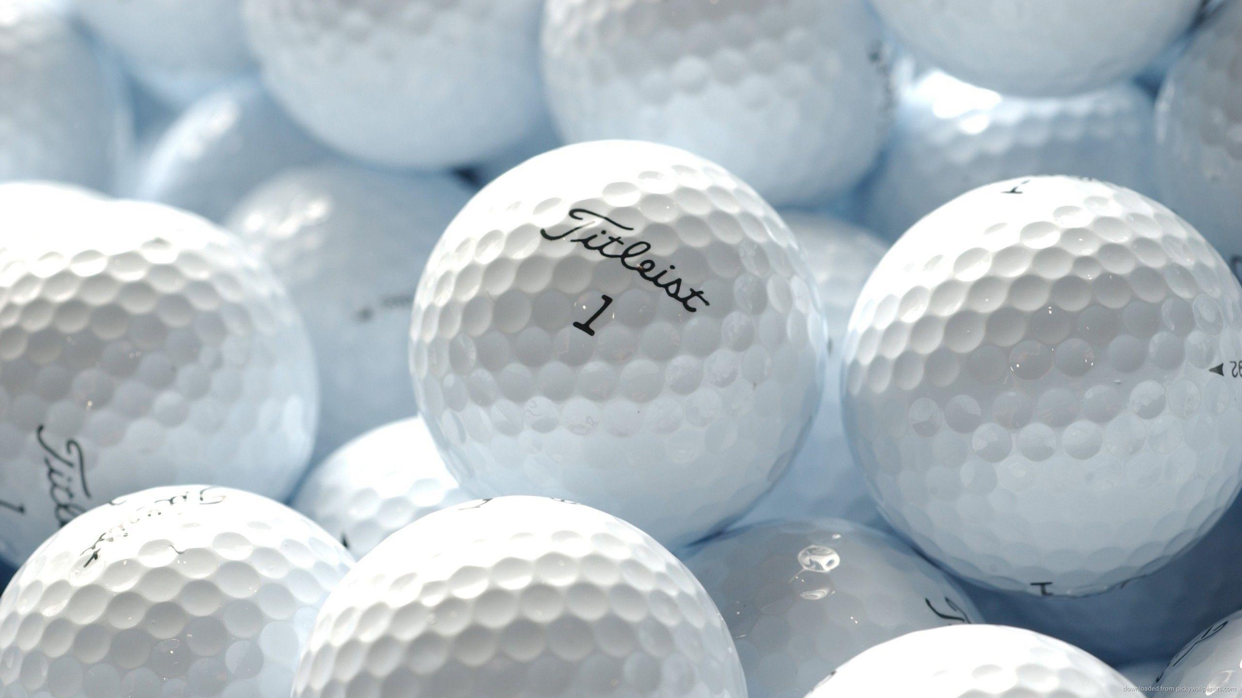 Titleist Wallpapers - Wallpaper Cave Golf Balls