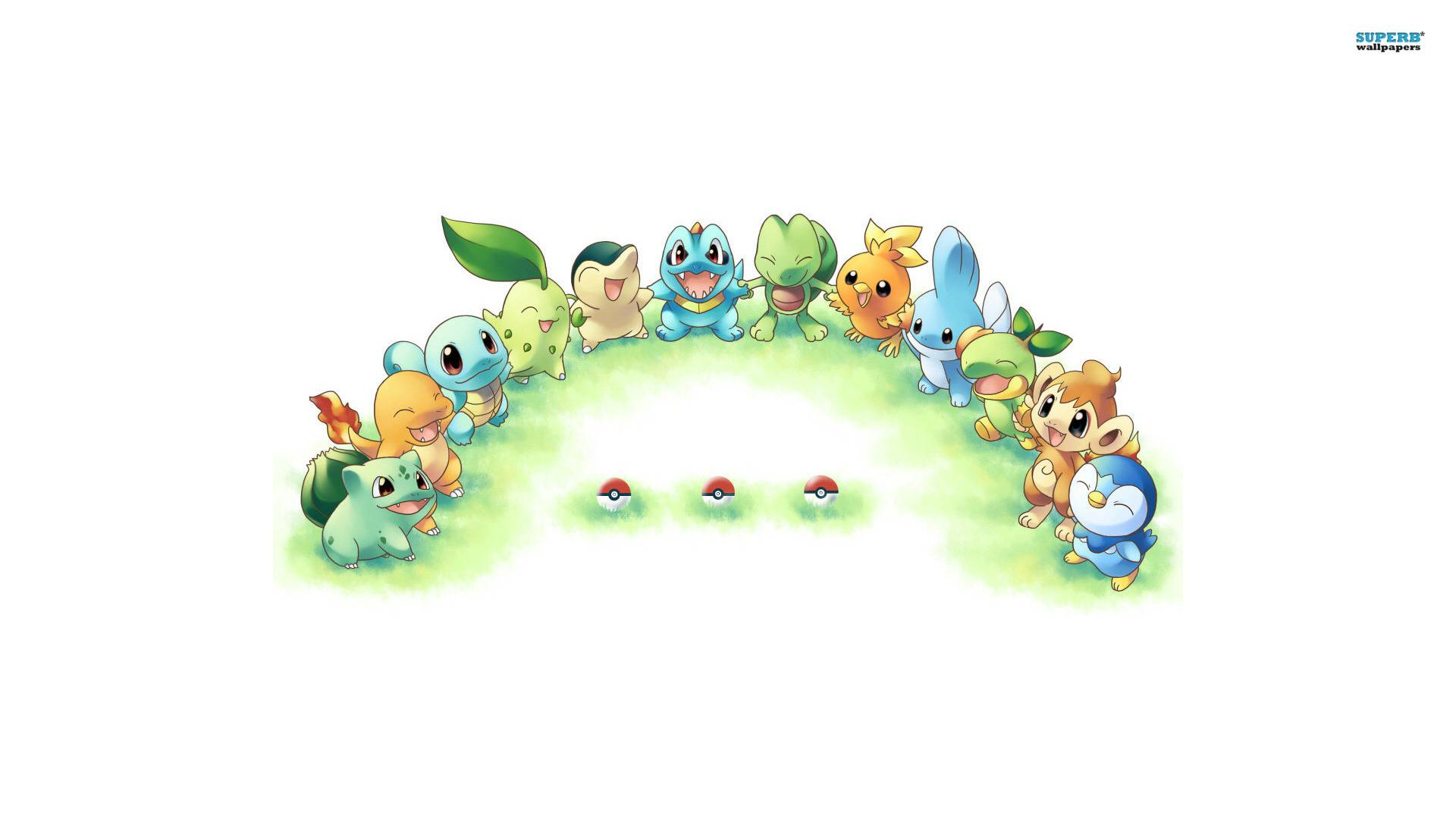 Pokemon Wallpapers Cute - Wallpaper Cave