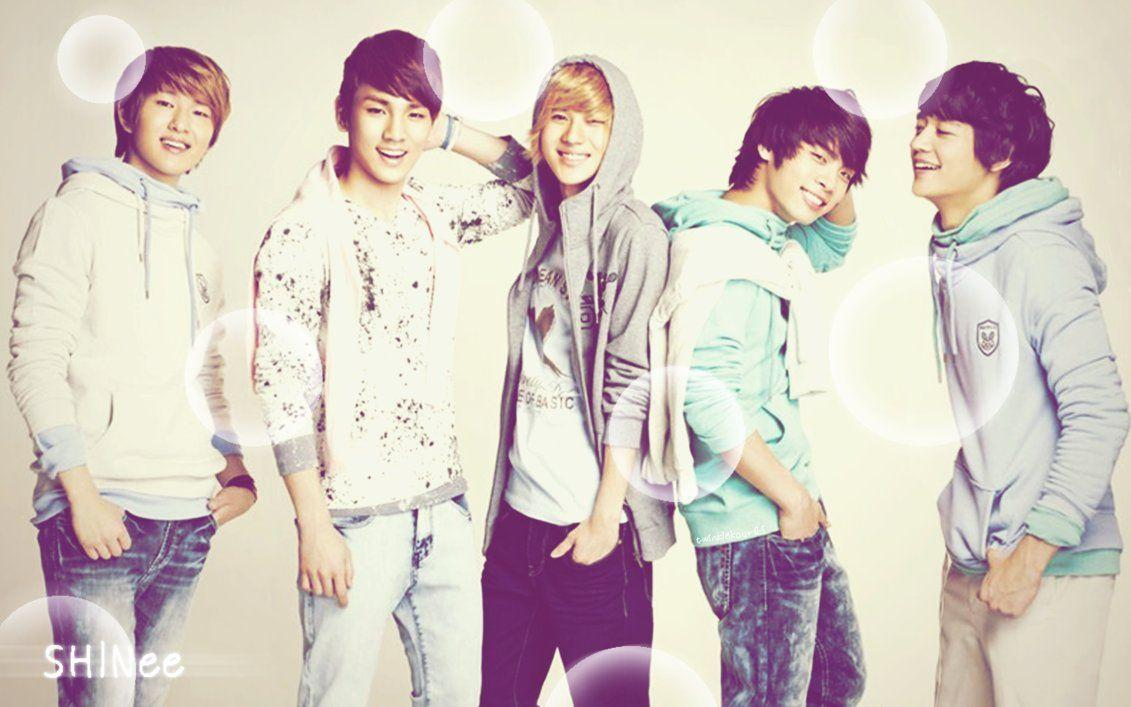 shinee wallpapers wallpaper cave