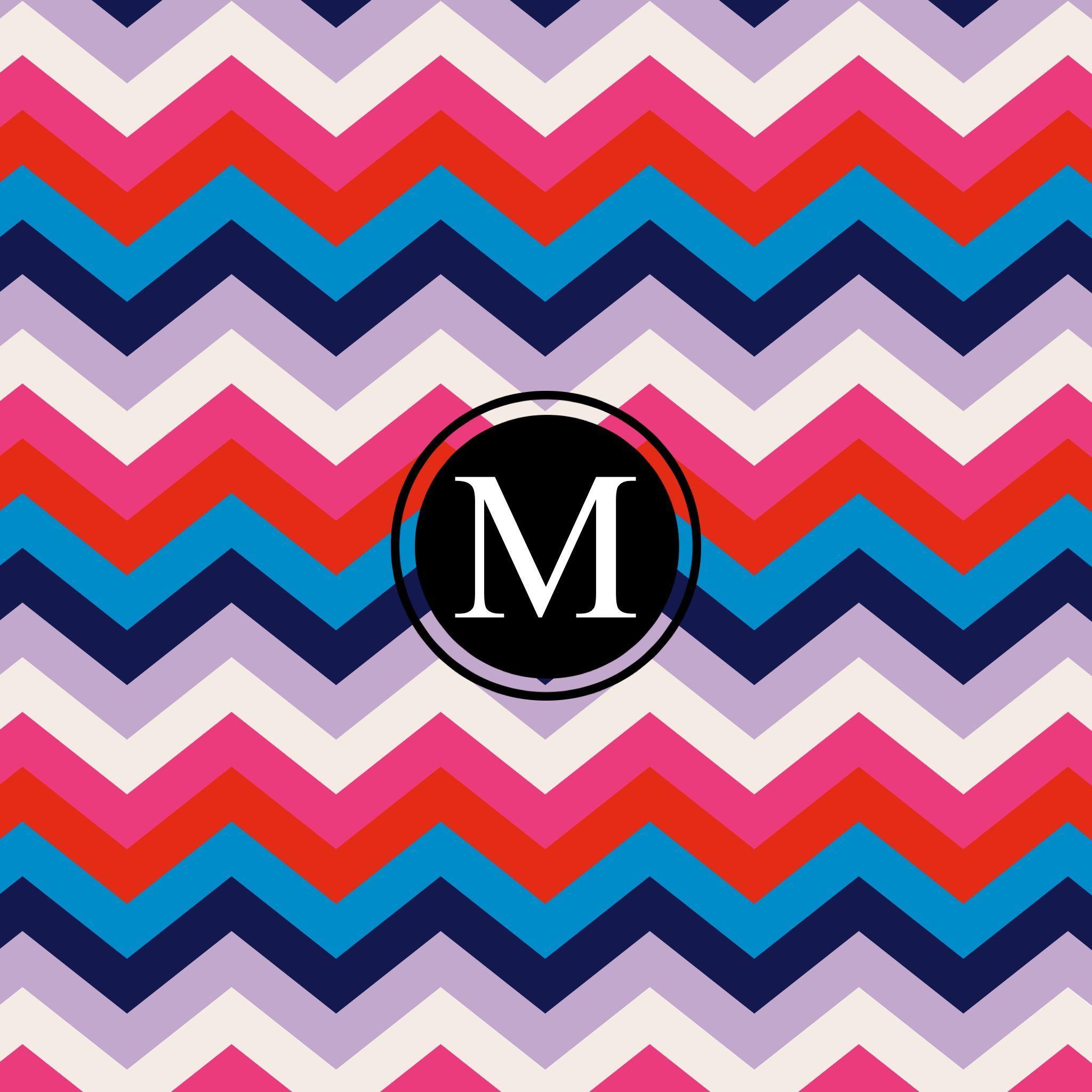 create a monogram wallpaper - photo #37