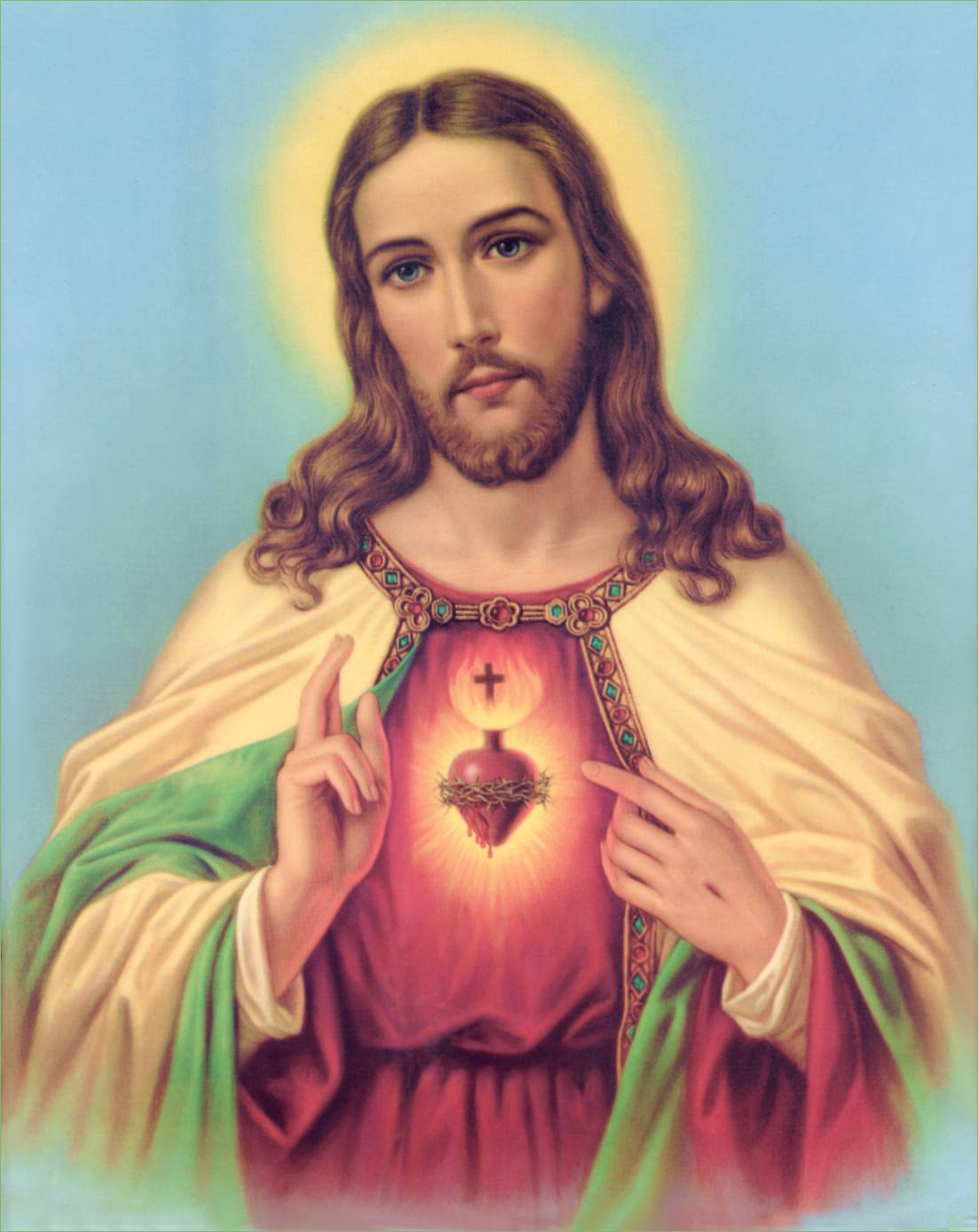 Sacred Heart Of Jesus Wallpapers