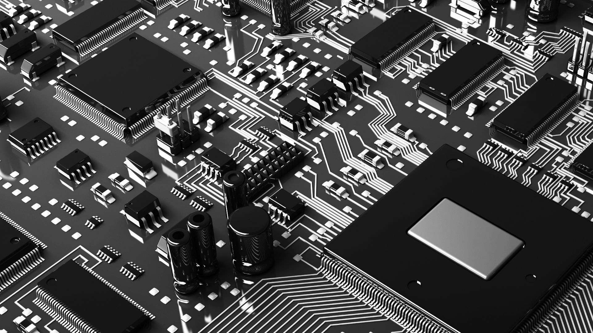 Circuitboard HD Wallpapers » FullHDWpp