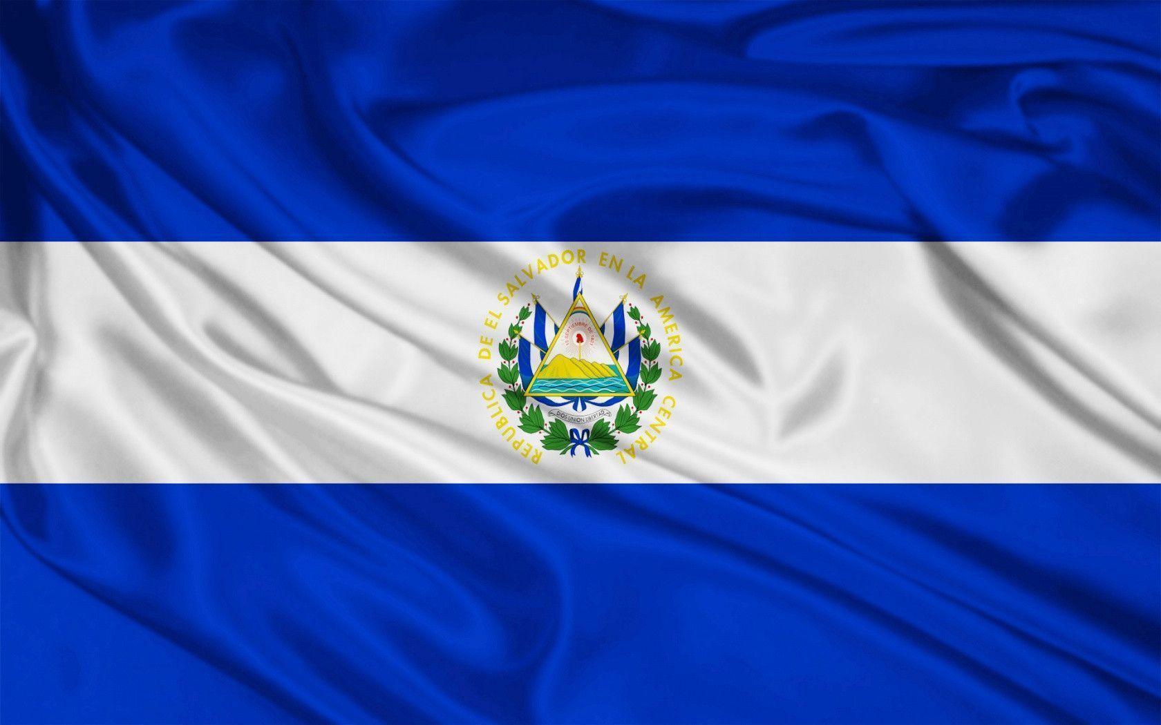 El Salvador Flag Wallpapers - Wallpaper Cave