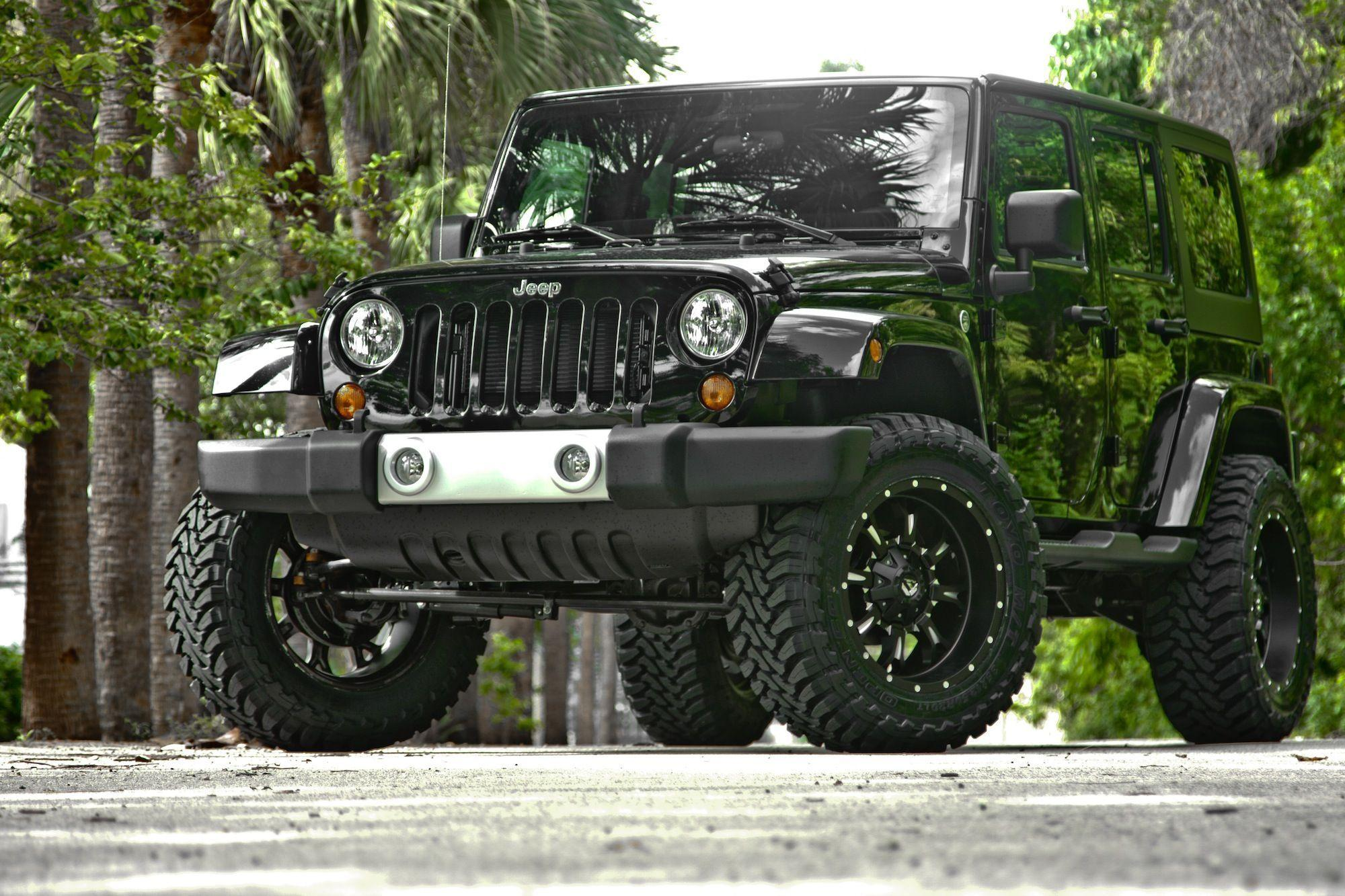Black Rims For Jeep >> Jeep Wrangler Wallpapers - Wallpaper Cave
