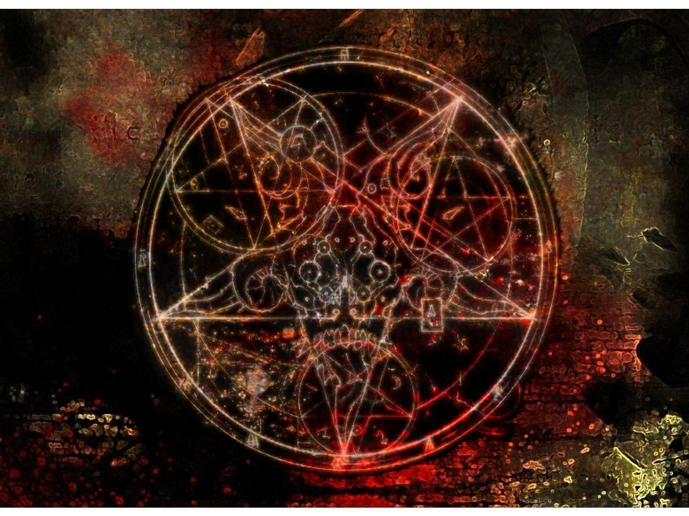 demonic wallpapers wallpaper cave