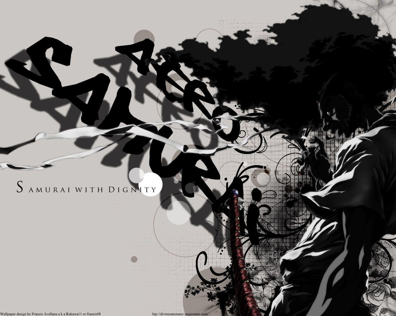 Wallpapers For Afro Samurai Wallpaper Sio