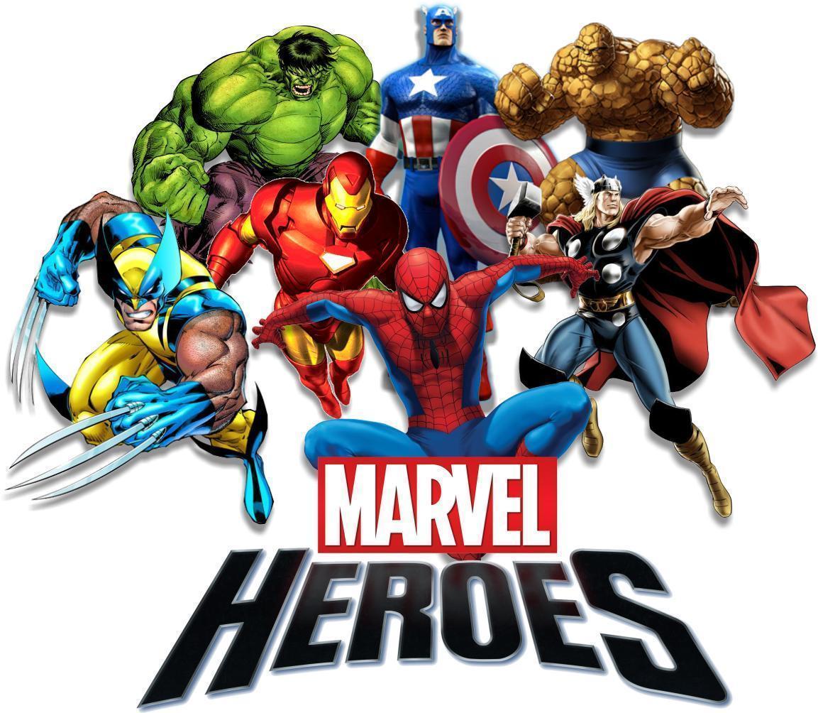 Marvel hero wallpapers wallpaper cave - All marvel heroes wallpaper ...