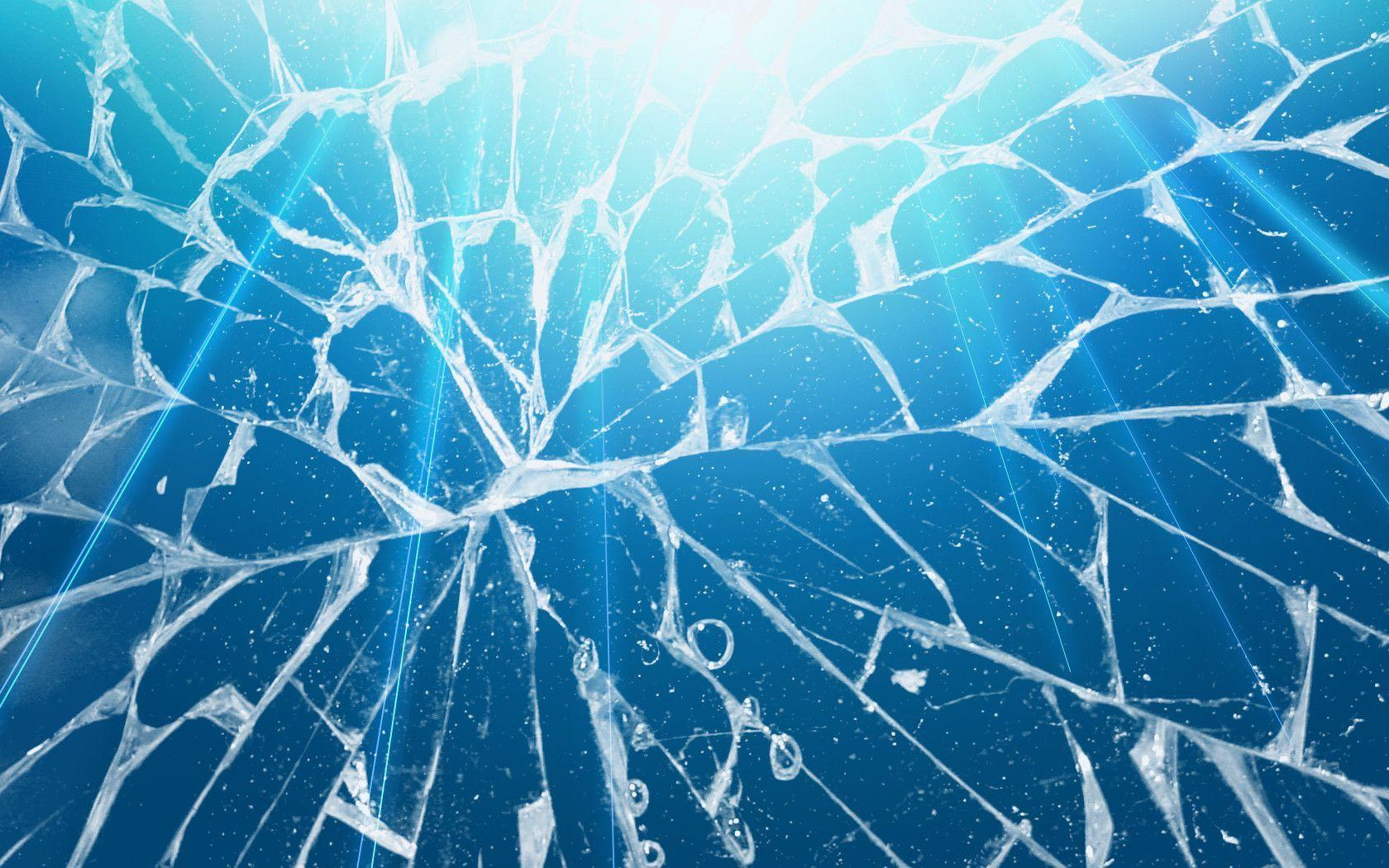 Broken Windows 7 Wallpapers