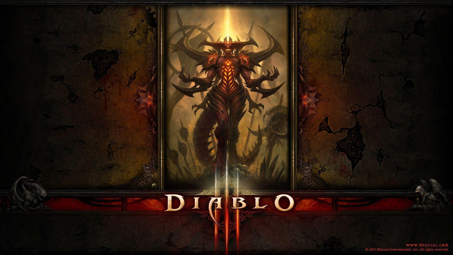 diablo 3 wallpaper 1920x1080 demon hunter best hd wallpaper