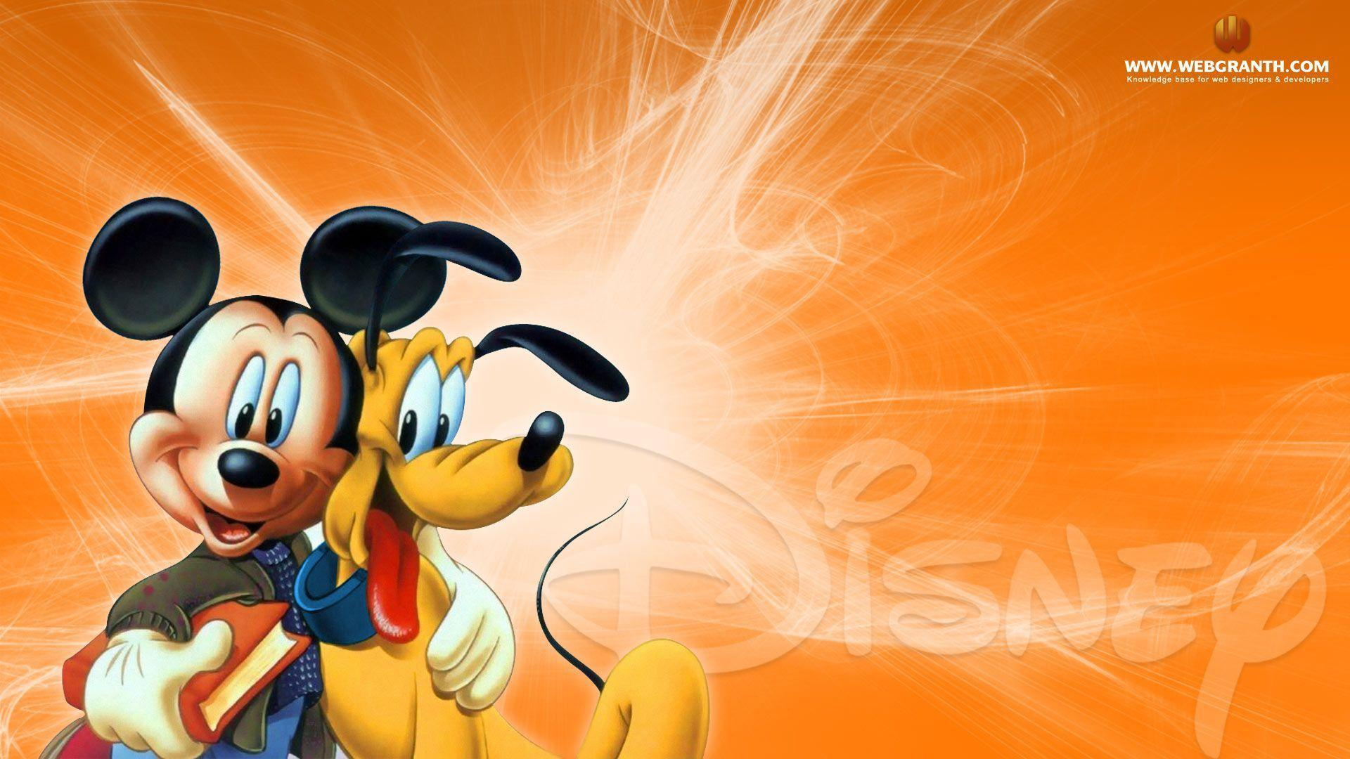 widescreen wallpapers of mickey - photo #1