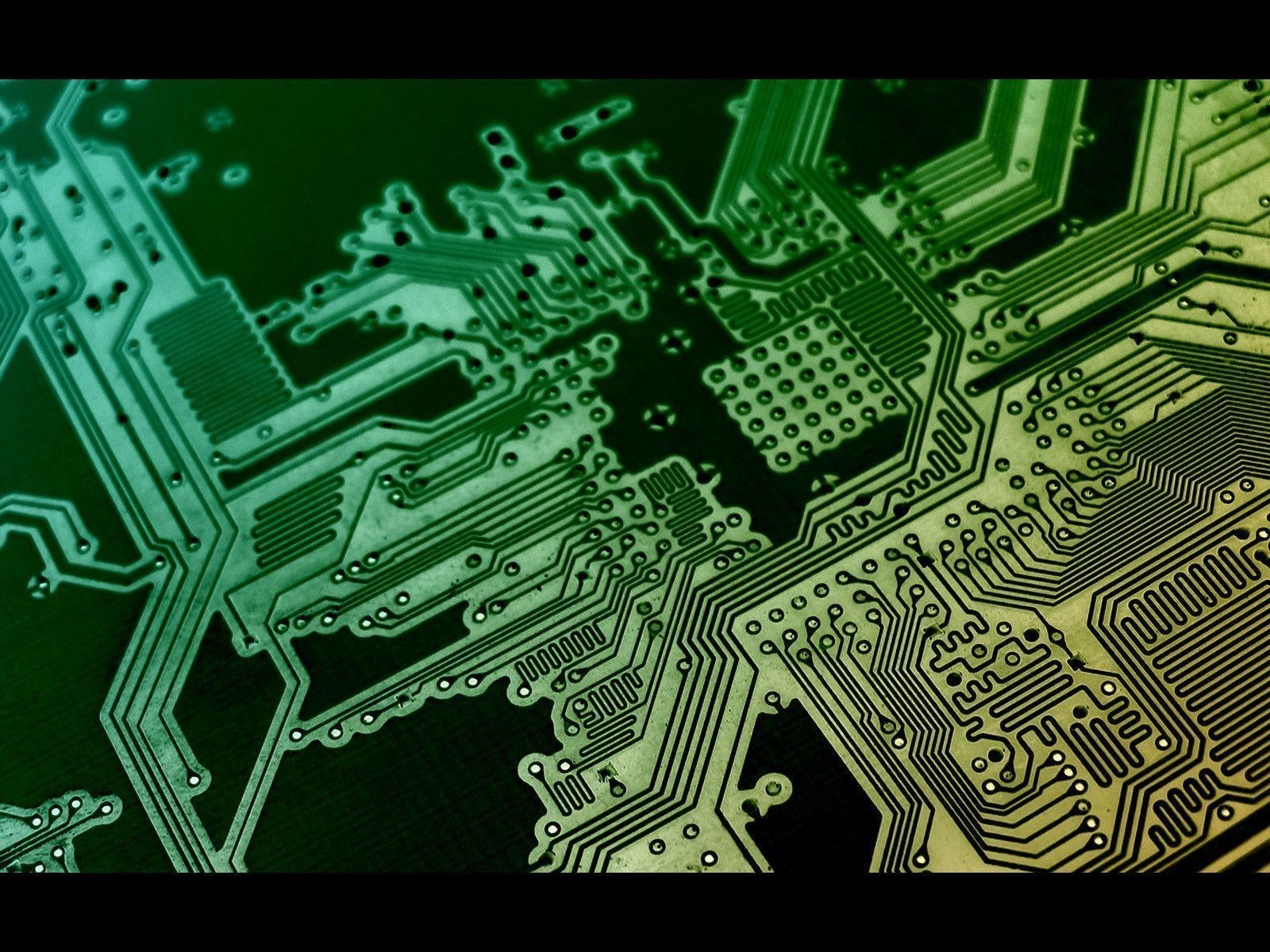 Wallpapers For > Circuit Board Wallpapers