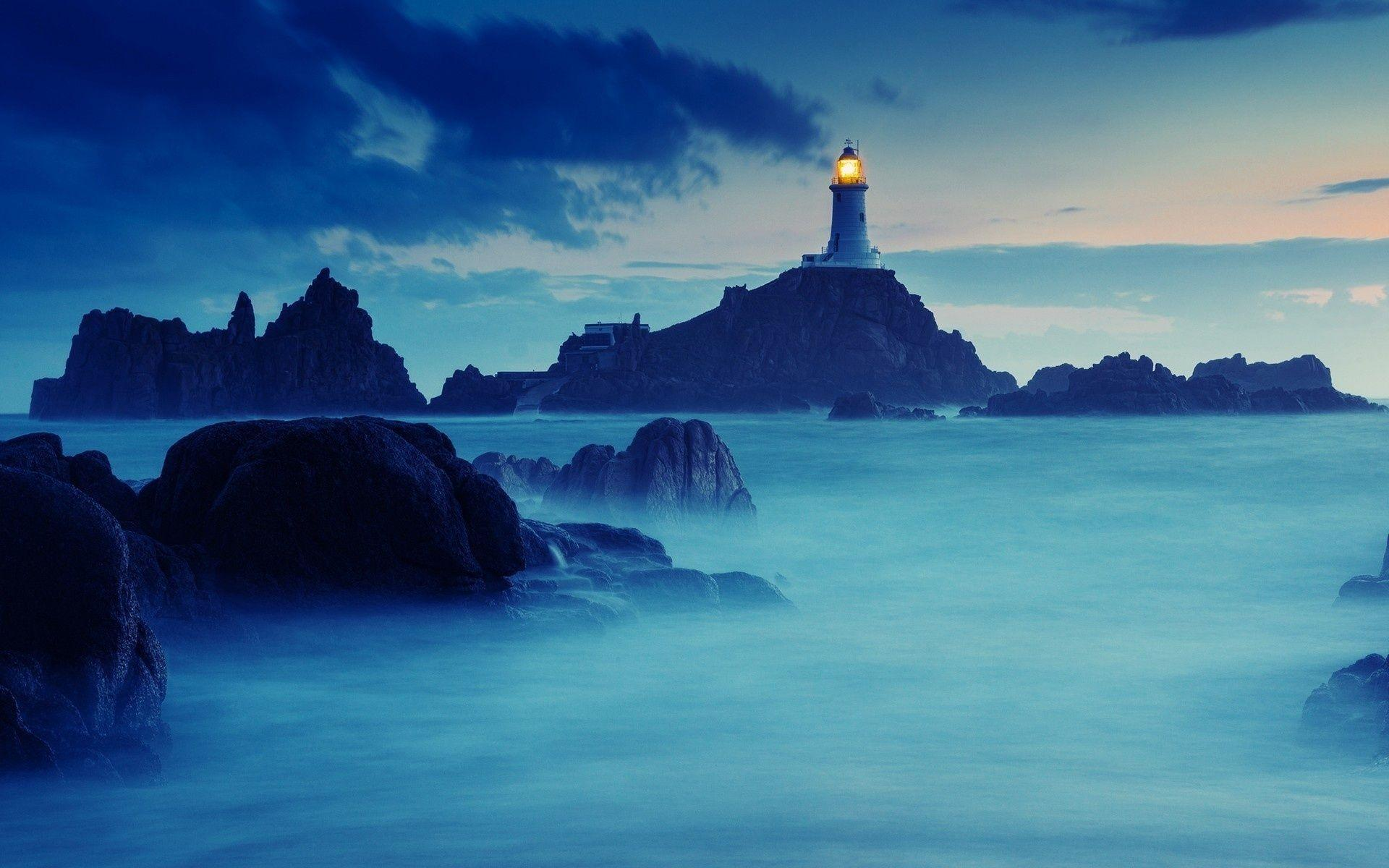 Wallpapers For > Beautiful Lighthouses Wallpaper