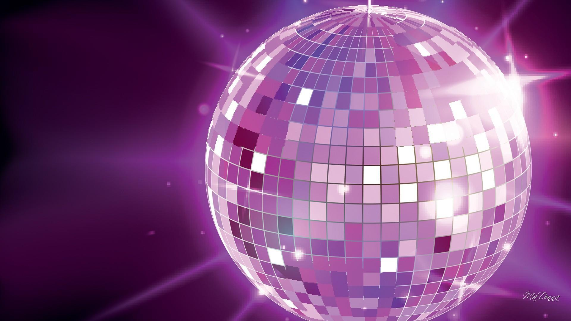 Disco Ball Wallpapers - Wallpaper - 141.7KB