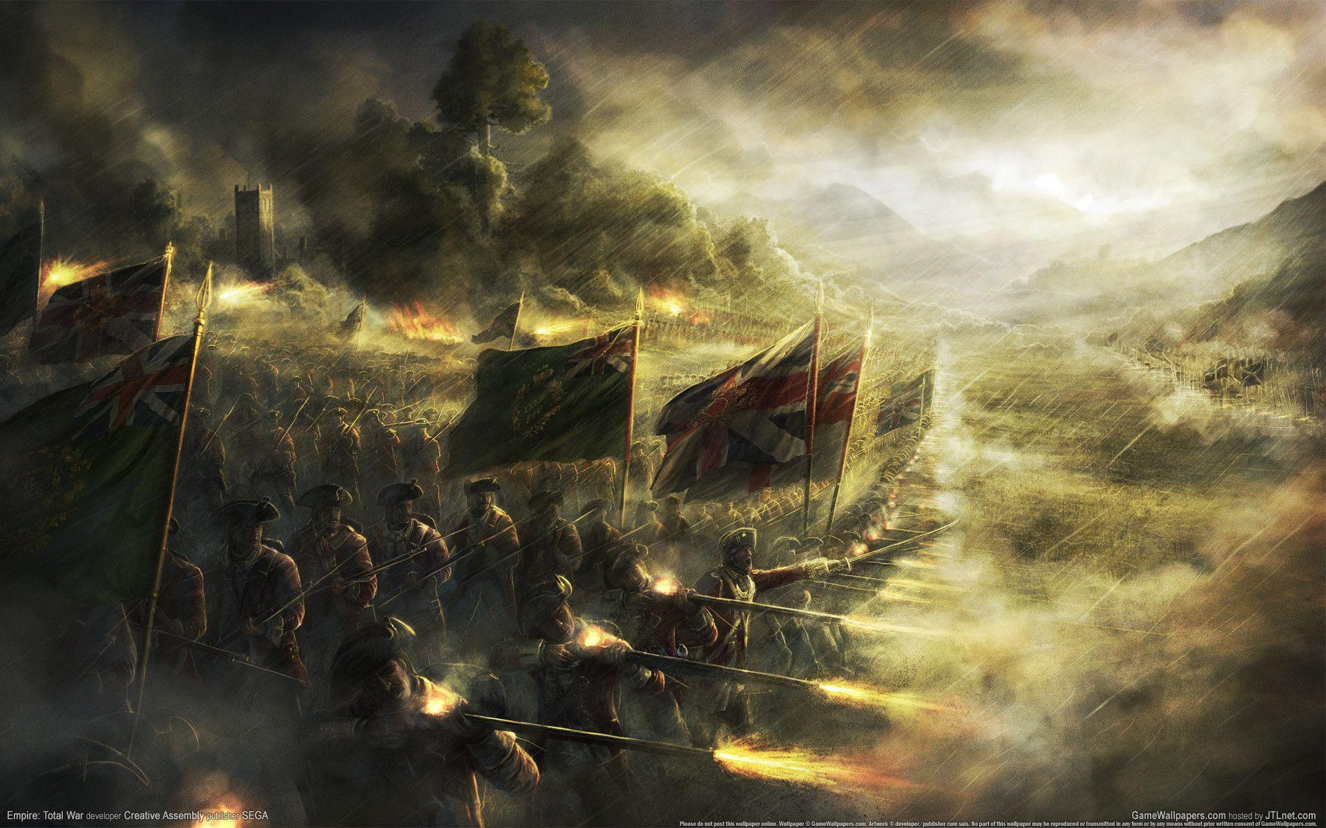 Empire Total War Wallpapers