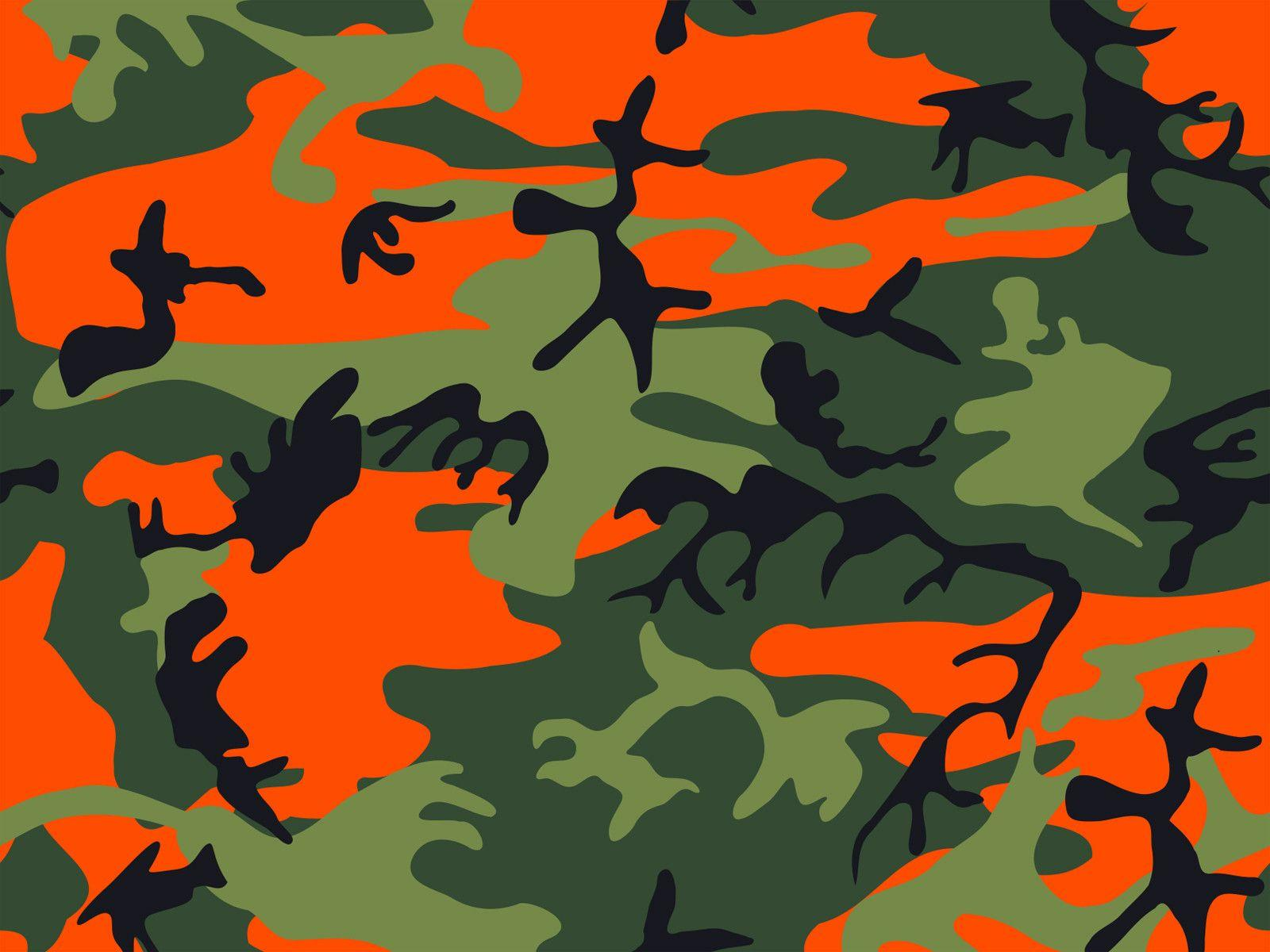 Hunting Camo Wallpapers