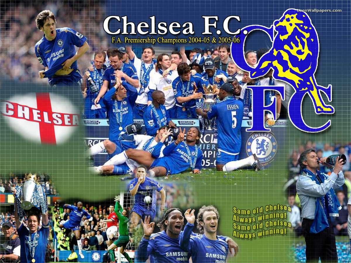 Chelsea Team Wallpaper | Manuwallhd.com
