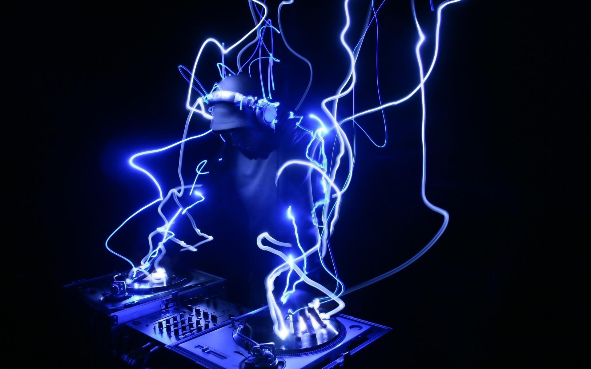 Cool Abstract Dj Music Wallpaper: Cool DJ Wallpapers