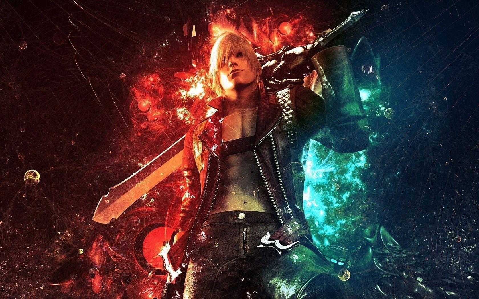 devil may cry dante wallpapers - wallpaper cave