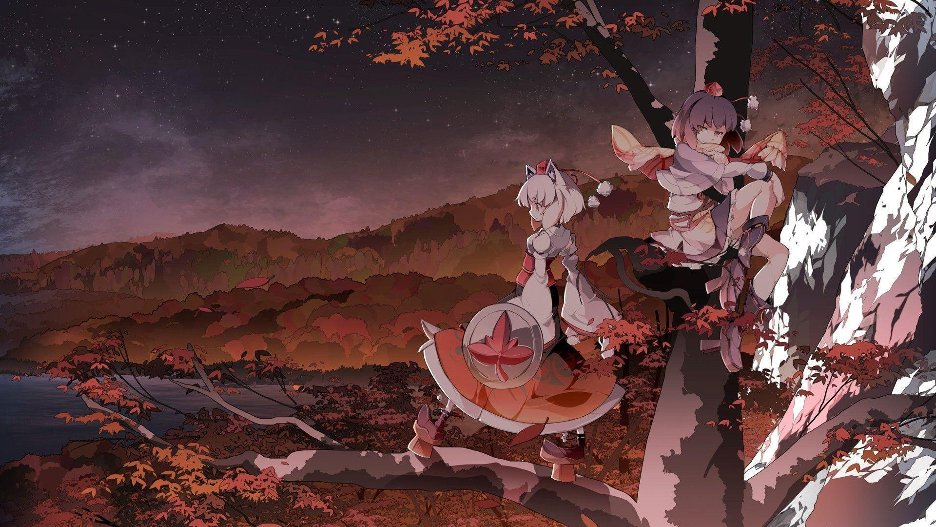 Touhou Backgrounds Wallpaper Cave