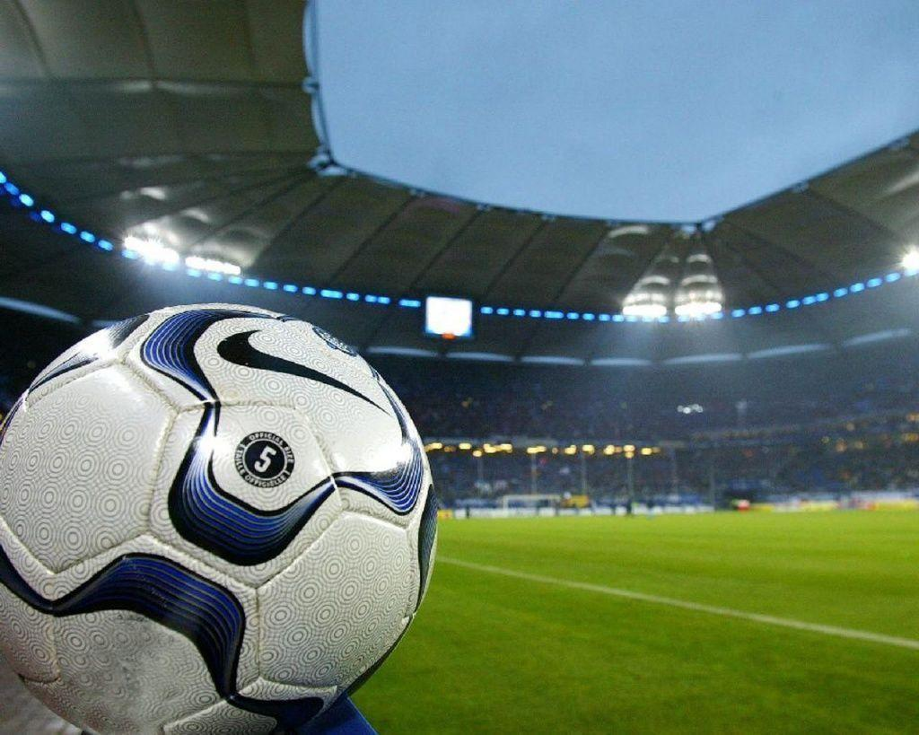 Wallpapers For > Soccer Stadium Lights Backgrounds