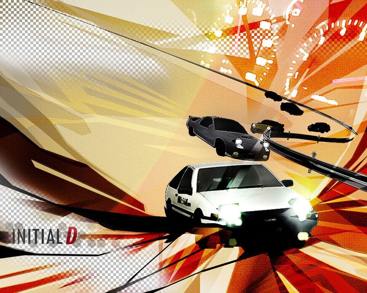 Image For > Initial D Wallpapers