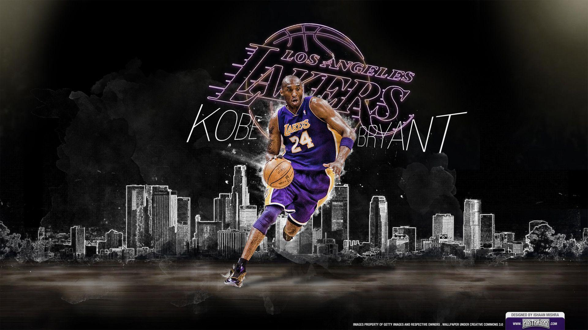 Kobe bryant wallpapers wallpaper cave - Cool nba background ...