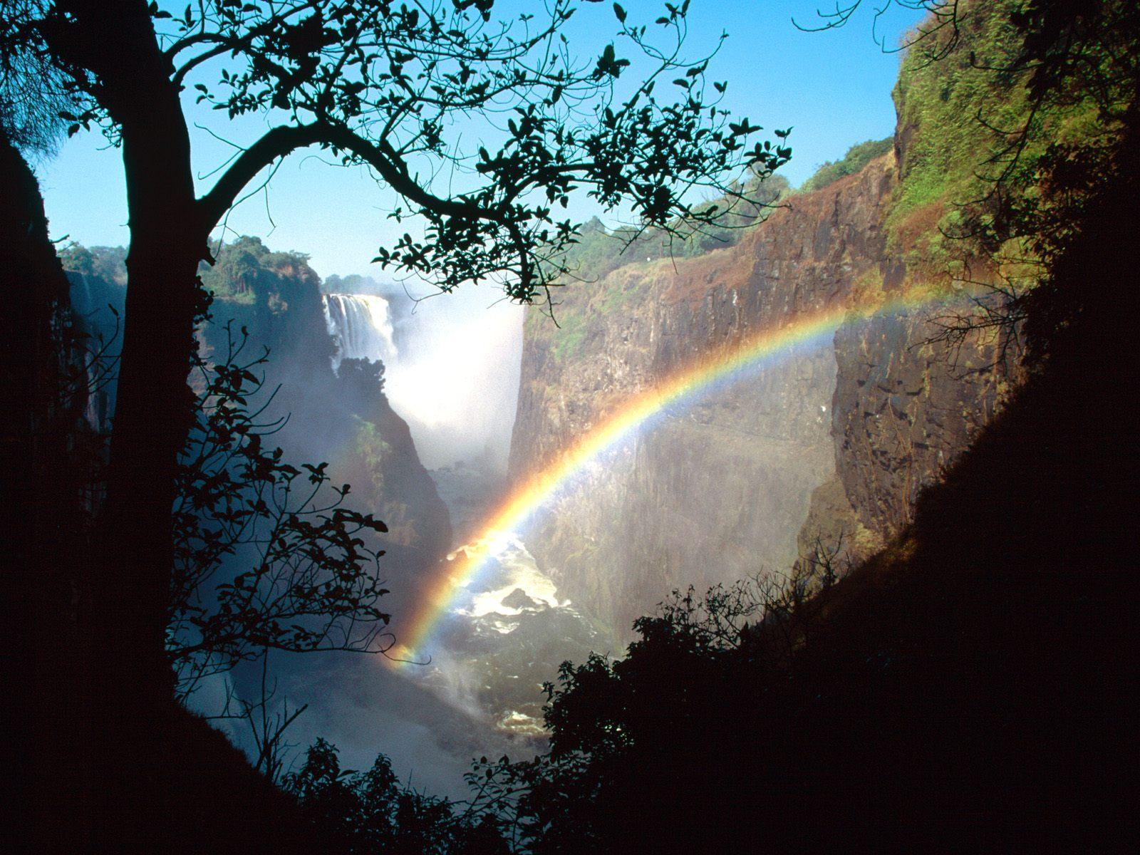 Victoria falls Zimbabwe free desktop backgrounds