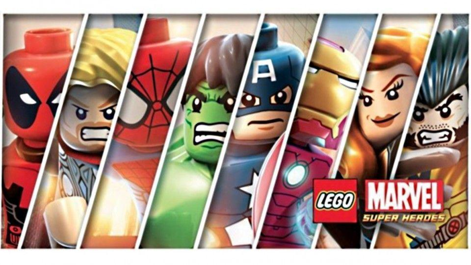 Lego superheroes wallpapers wallpaper cave lego marvel super heroes screens wallpaper hd geekenstein voltagebd Gallery