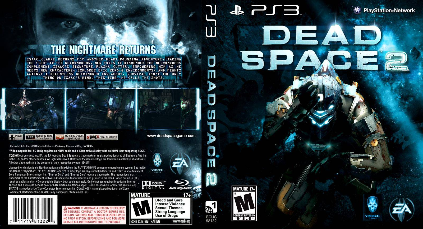 Dead Space 2 Wallpapers Hd Wallpaper Cave