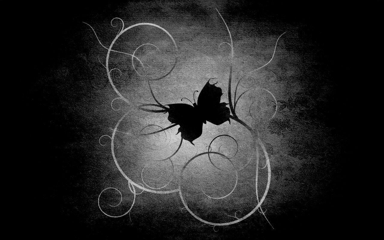 Black Butterfly Wallpapers And Background