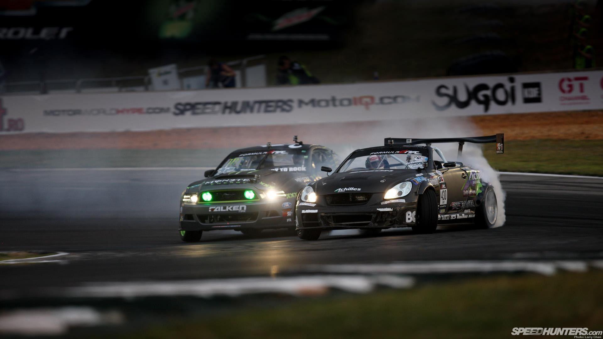 Car drifting wallpaper hd