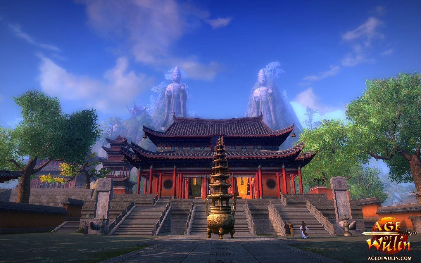 shaolin temple wallpaper - photo #3