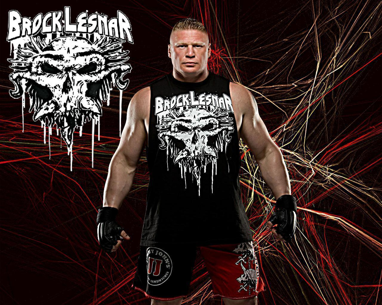 Brock Lesnar Wallpapers 2015